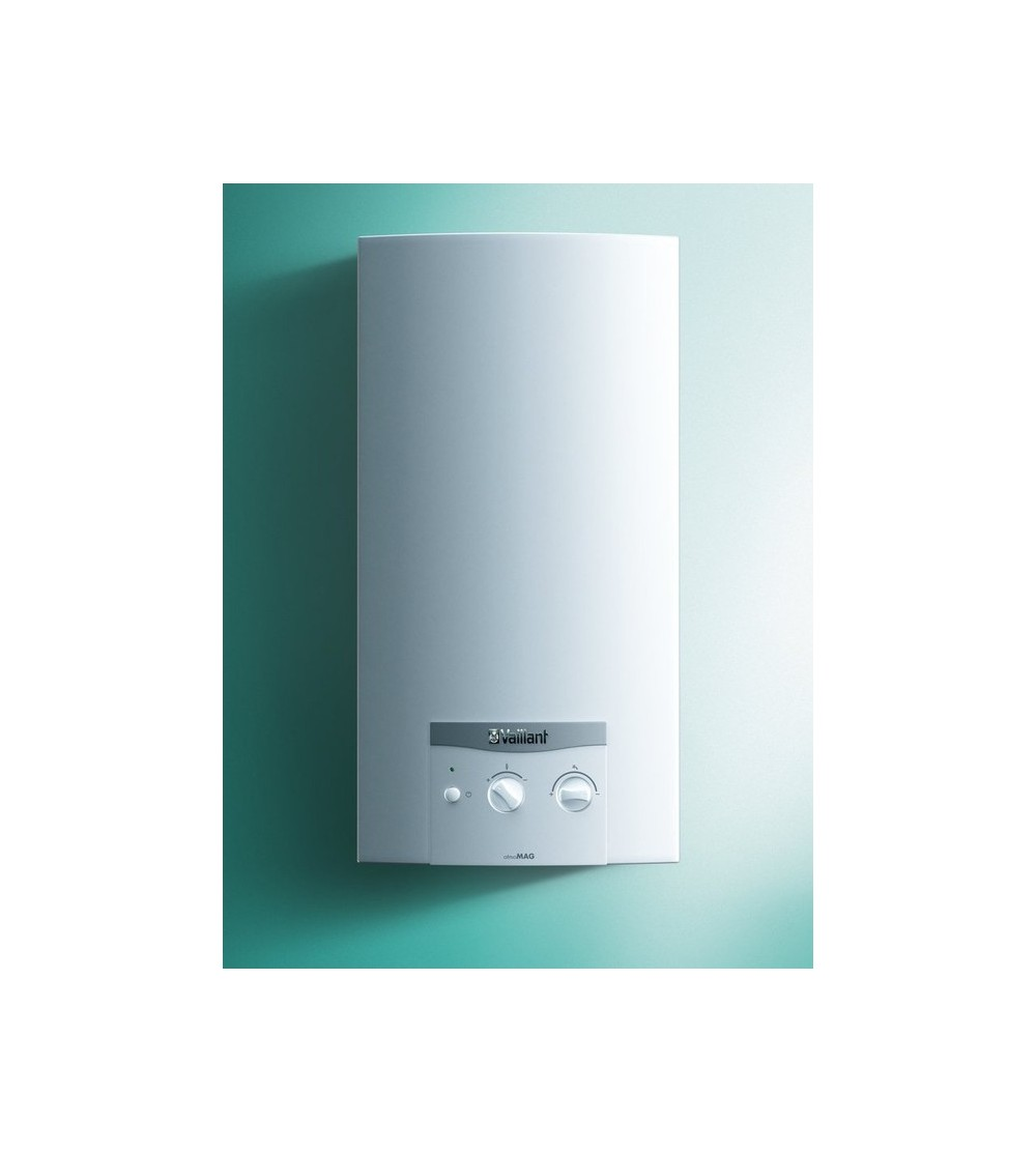 Scaldabagno a gas Vaillant Atmomag mini 144/1 14 LT METANO